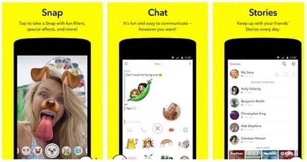 How To Screenshot Snapchat On Android And Ios Techcommuters