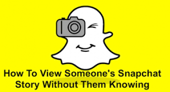 How To View Someone S Snapchat Story Without Them Knowing Techcommuters