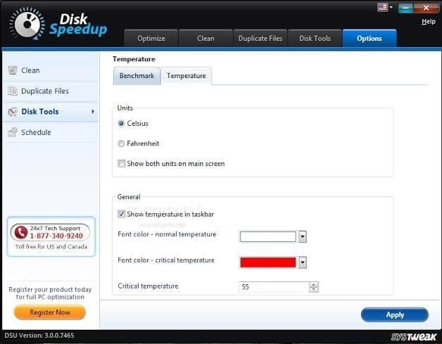 disk speedup