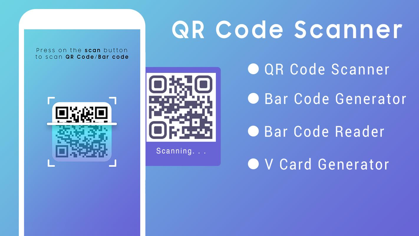 QR Scanner & Barcode Scanner