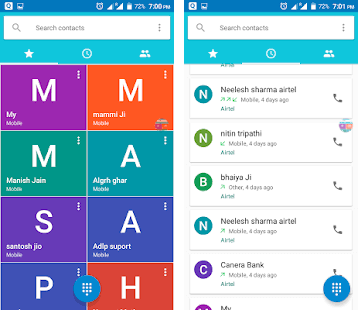 New Dialer,Ultimate Dialer,Superb Dialer, Contacts
