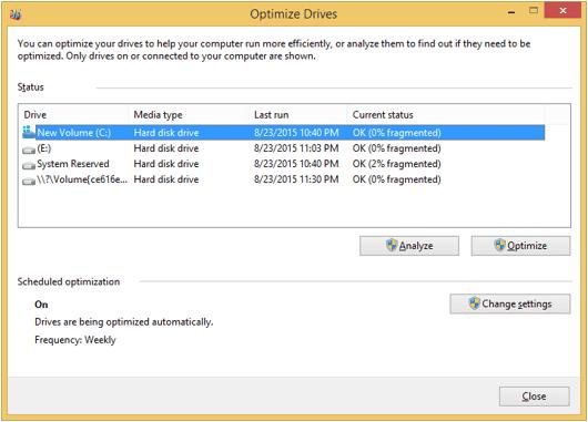 disk-defrag-windows 10