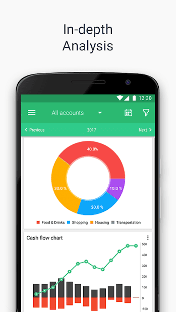 Wallet - Finance Tracker and Budget Planner