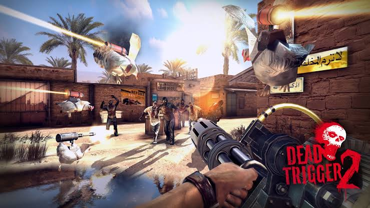 10 Best Offline Shooting Games for Android and iPhone in