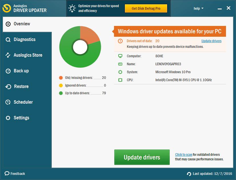 auslogics-driver-updater