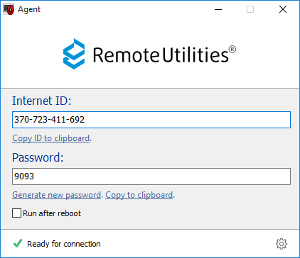 remote utility software