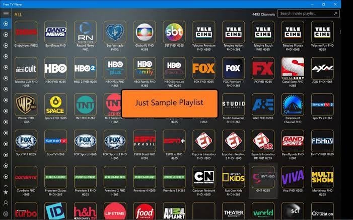 free tv player