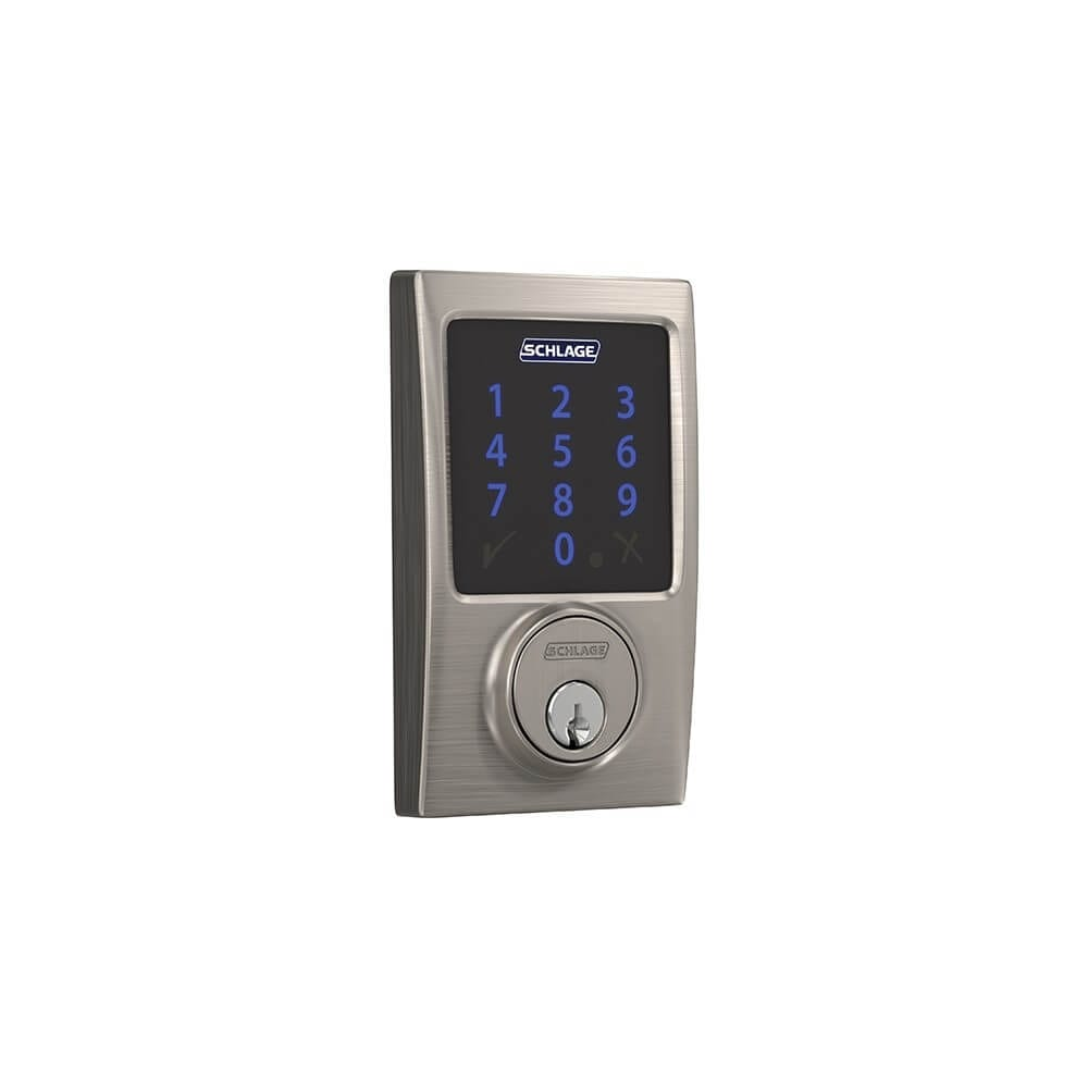 Schlage Touchscreen Deadbolt