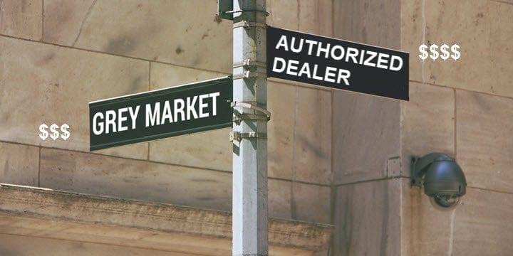 grey-market