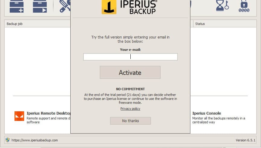 Iperius-backup-software