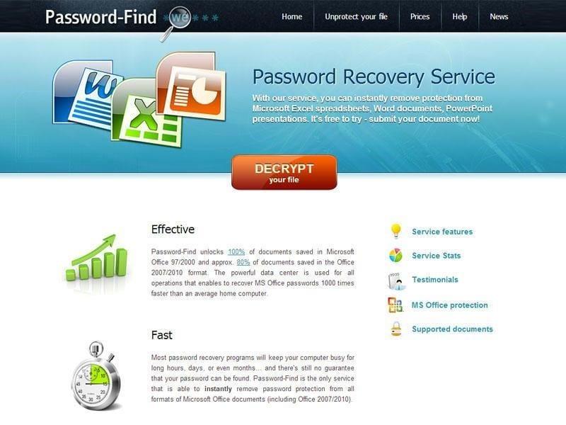Password-Find