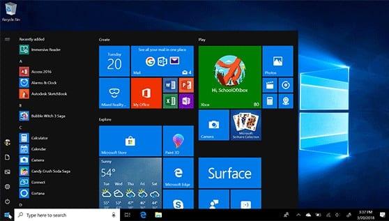 start-menu-not-working-windows-10