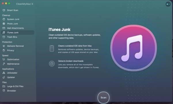 iTunes Junk