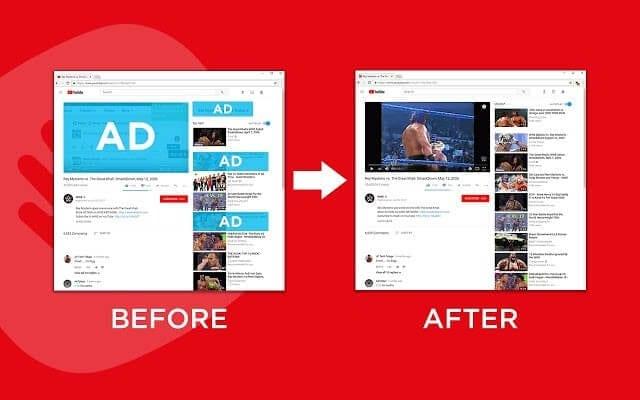 Adblocker for YouTube by Fasterblock