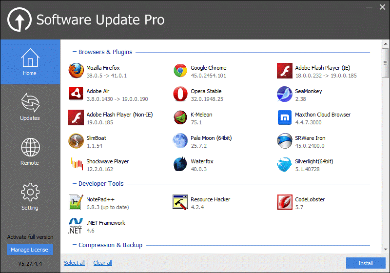 Software Update Pro - Free download and software reviews - CNET Download.com