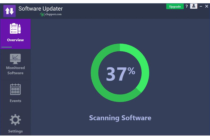 software updater