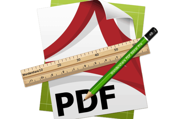 PDF editor with OCR feature