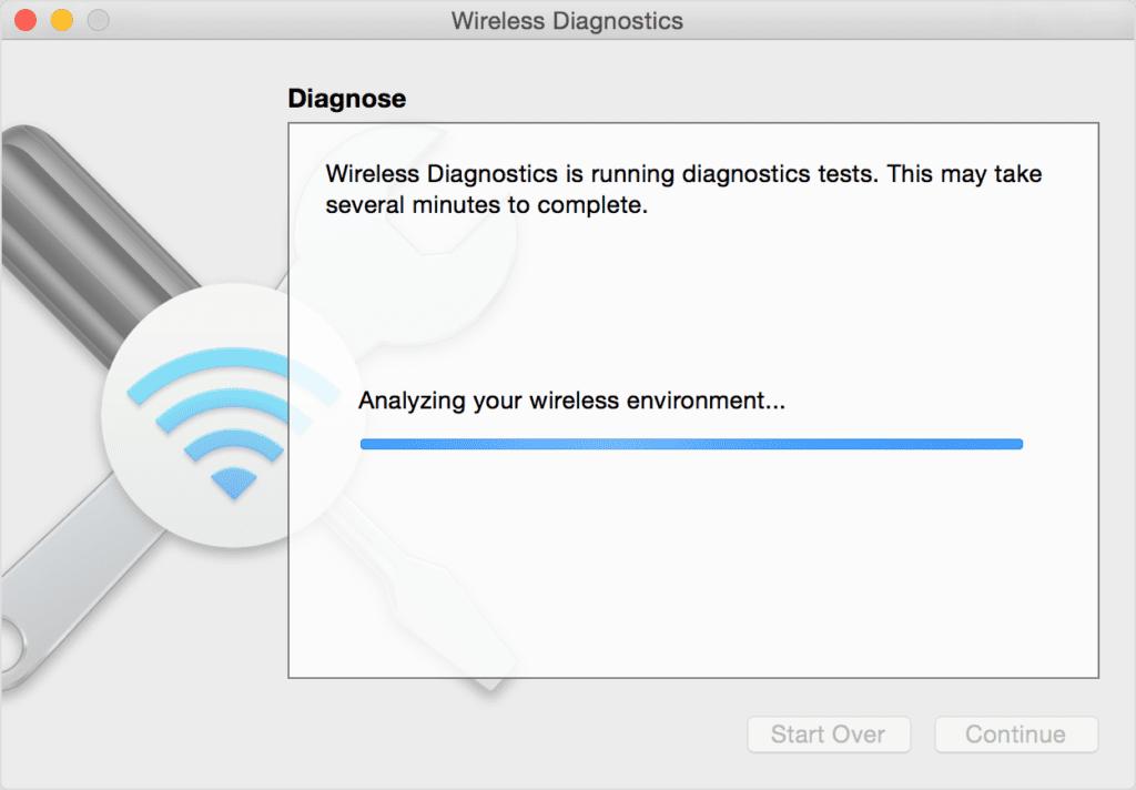 Wireless Diagnostic