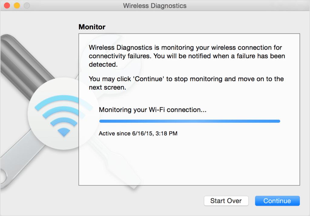 Monitor Wi-Fi