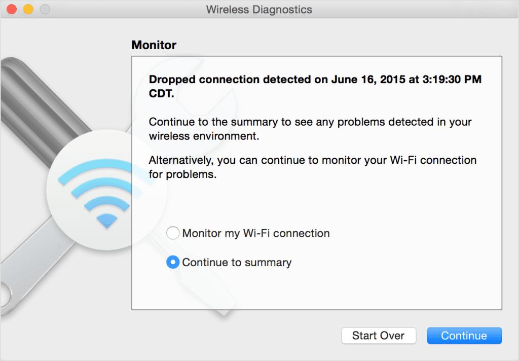 wi-fi summary