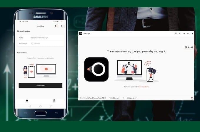 LetsView App