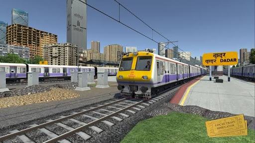 Local Train Simulator