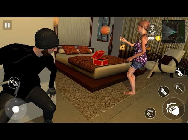 thief robbery