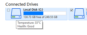 connected drives