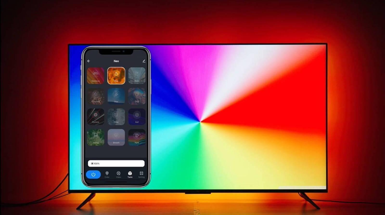 Light Mi Neo Sync Box & TV Backlight Kit