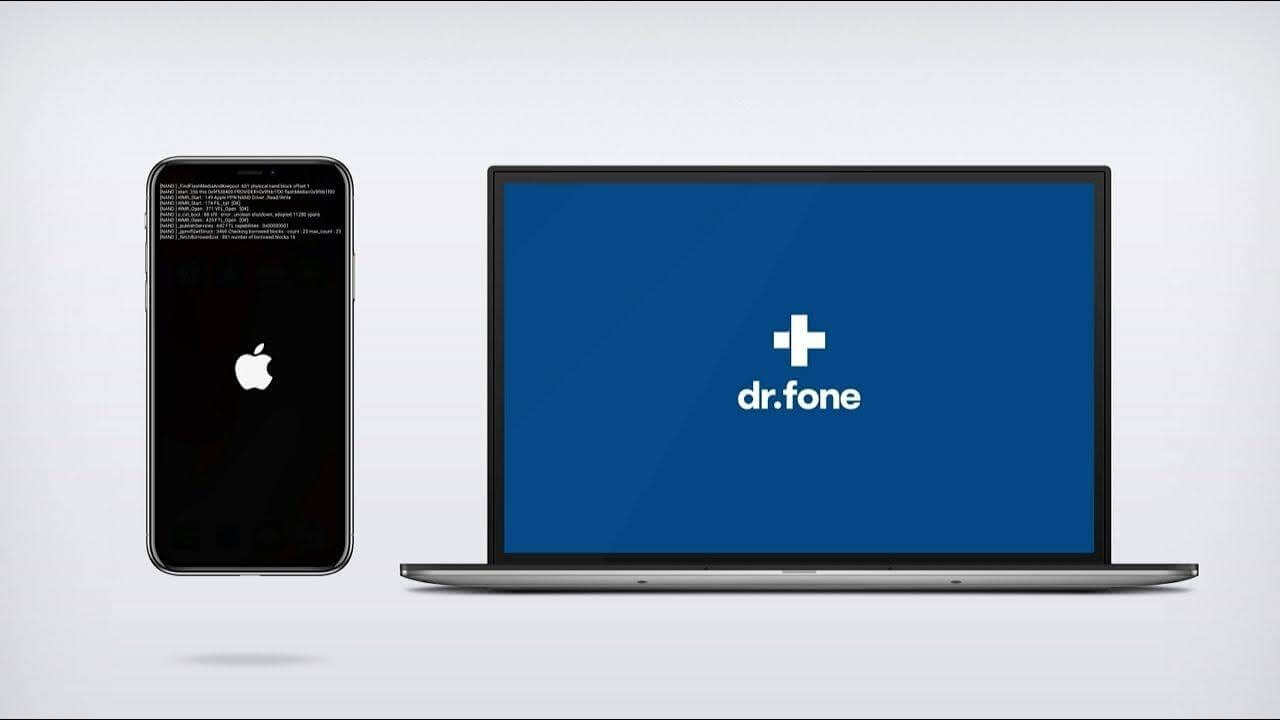 Dr.Fone System Repair iOS